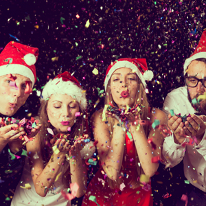 5 WAYS TO AN UNFORGETTABLE CHRISTMAS PARTY