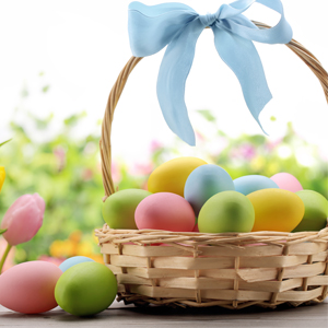 Basket loads of fun this Easter at our Wembley Hotel