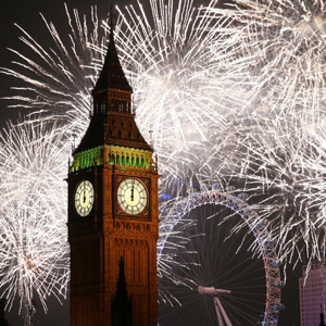 THINGS TO DO IN LONDON THIS NEW YEARS EVE 2017